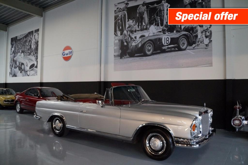 Buy this MERCEDES-BENZ 250 1967  at Legendary Classics (1)