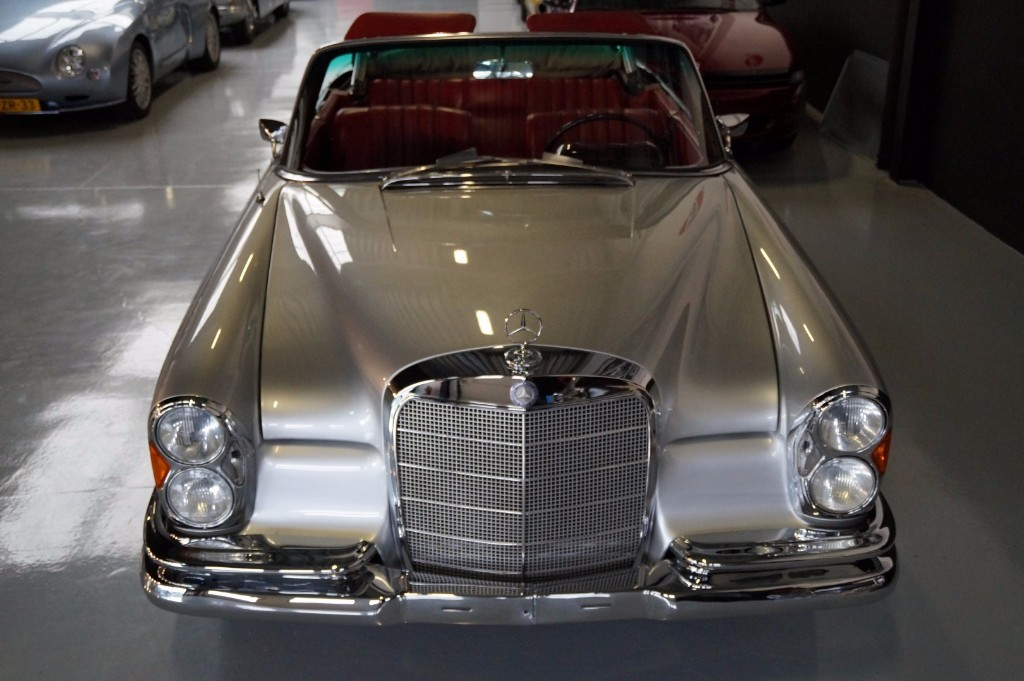 Buy this MERCEDES-BENZ 250 1967  at Legendary Classics (16)