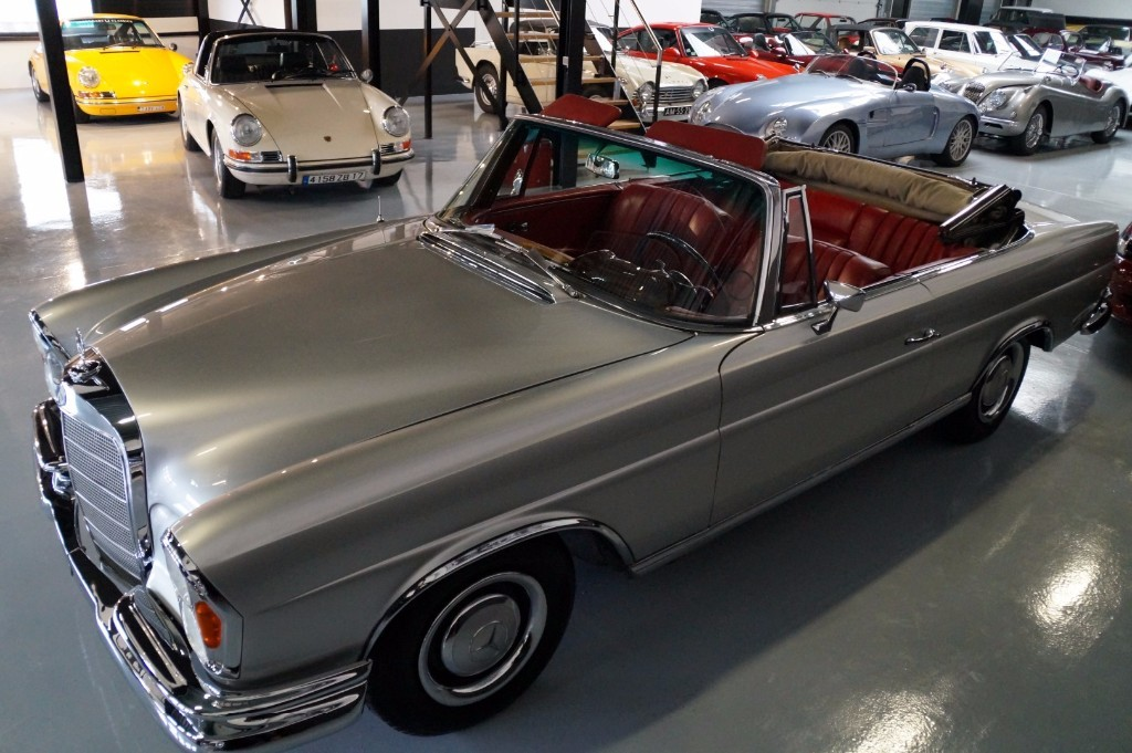 Buy this MERCEDES-BENZ 250 1967  at Legendary Classics (18)