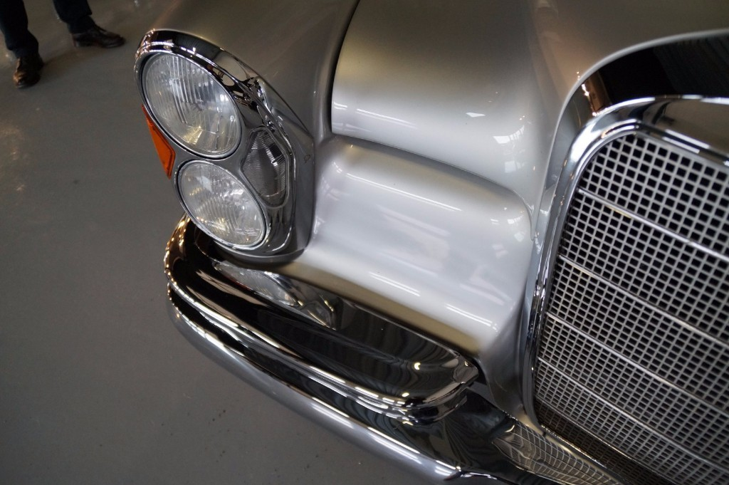 Buy this MERCEDES-BENZ 250 1967  at Legendary Classics (36)
