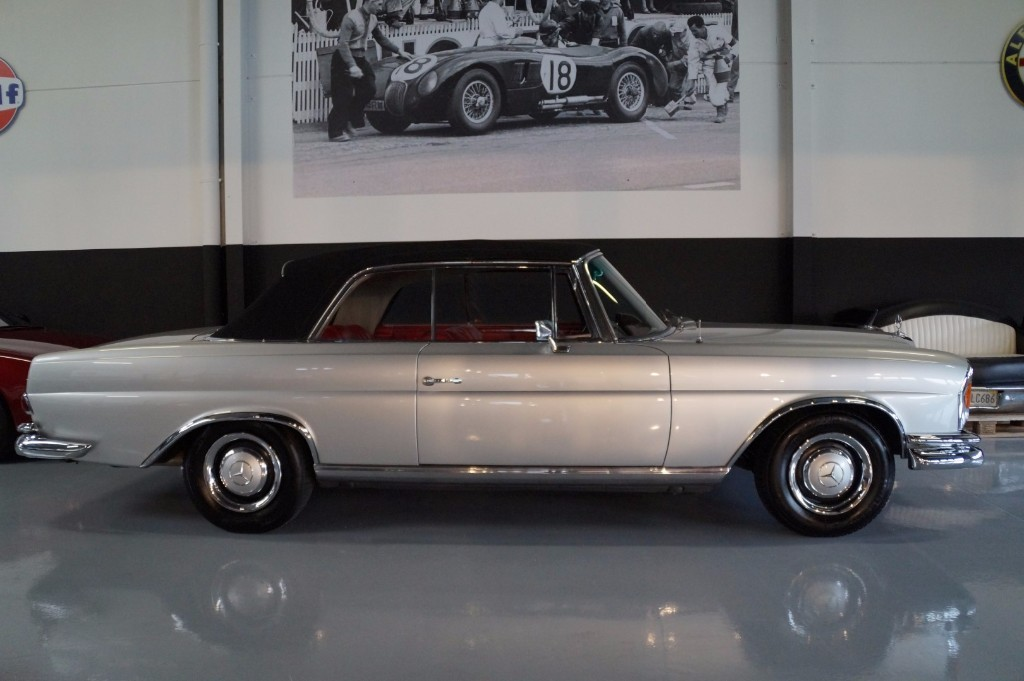 Buy this MERCEDES-BENZ 250 1967  at Legendary Classics (9)