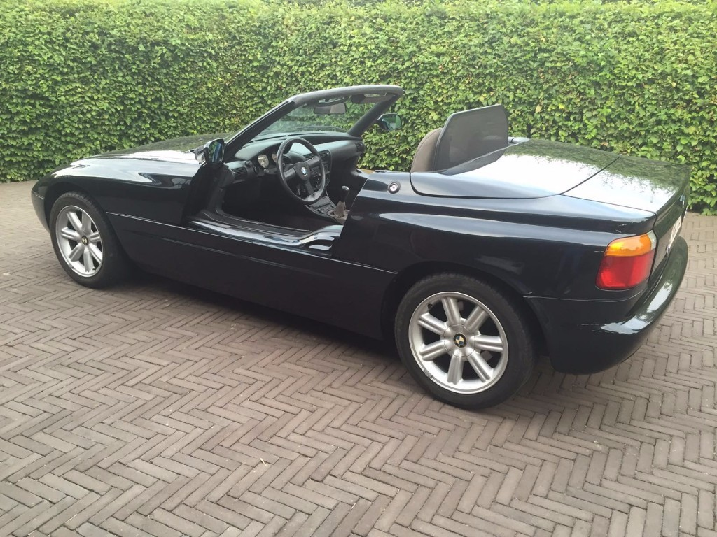 Buy this BMW Z1 1990  at Legendary Classics (3)