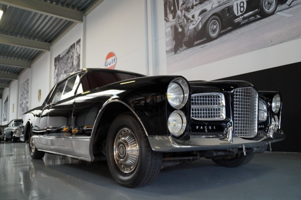 Buy this FACEL VEGA EXCELLENCE 1958  at Legendary Classics (2)