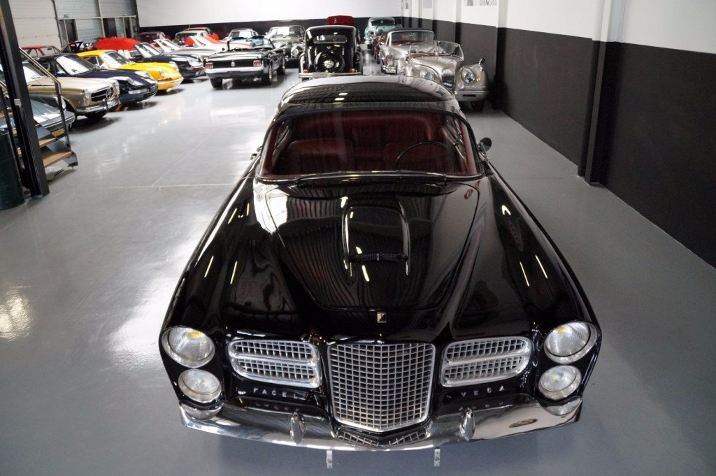 Buy this FACEL VEGA EXCELLENCE 1958  at Legendary Classics (18)