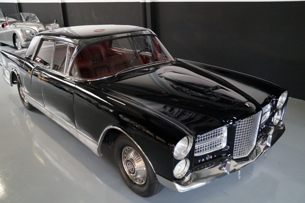Buy this FACEL VEGA EXCELLENCE 1958  at Legendary Classics (3)