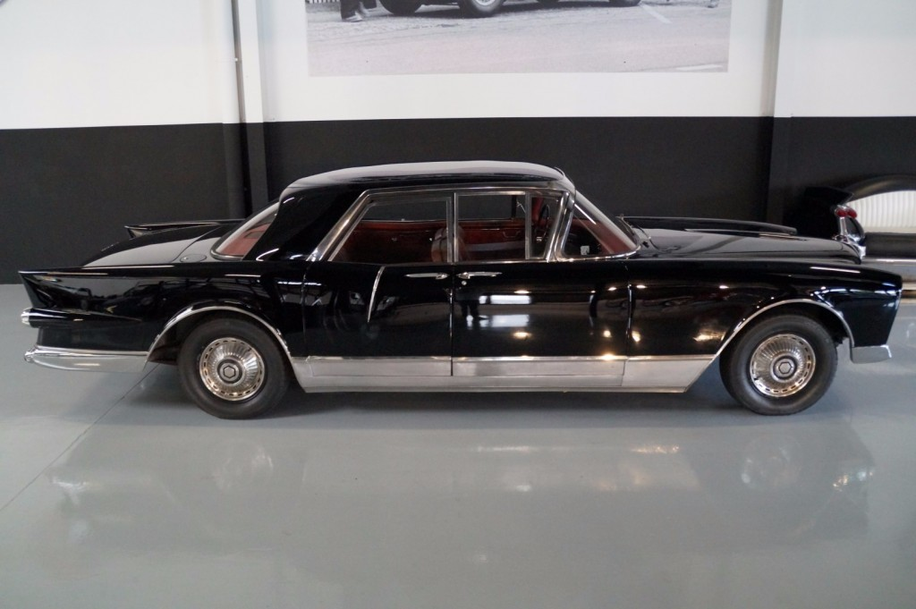 Buy this FACEL VEGA EXCELLENCE 1958  at Legendary Classics (21)