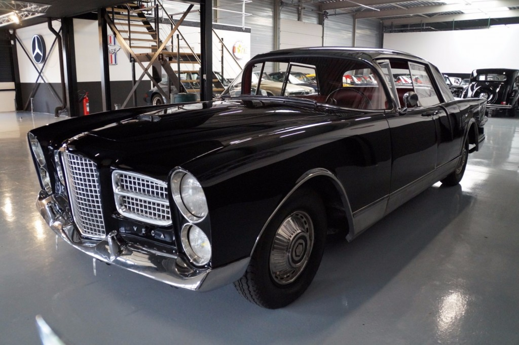 Buy this FACEL VEGA EXCELLENCE 1958  at Legendary Classics (28)