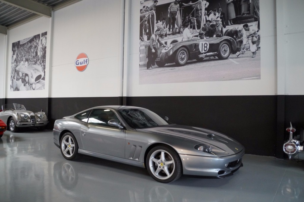Buy this FERRARI 550 2003  at Legendary Classics (1)