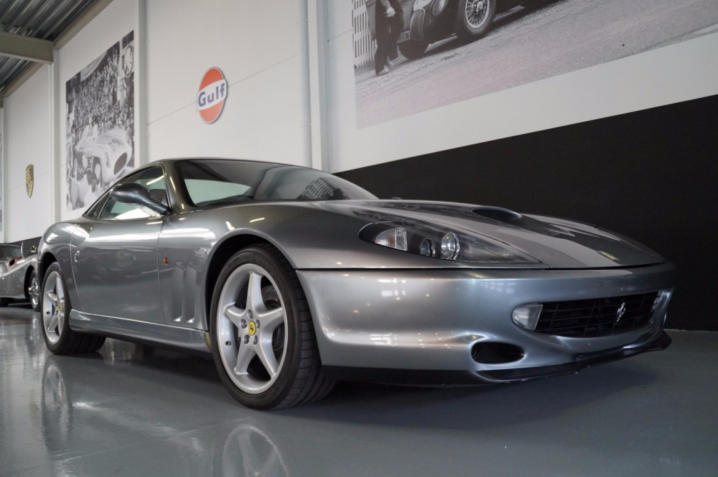Buy this FERRARI 550 2003  at Legendary Classics (2)