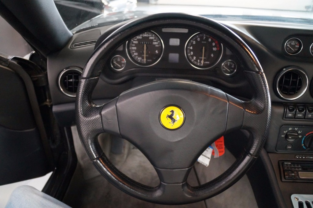 Buy this FERRARI 550 2003  at Legendary Classics (13)