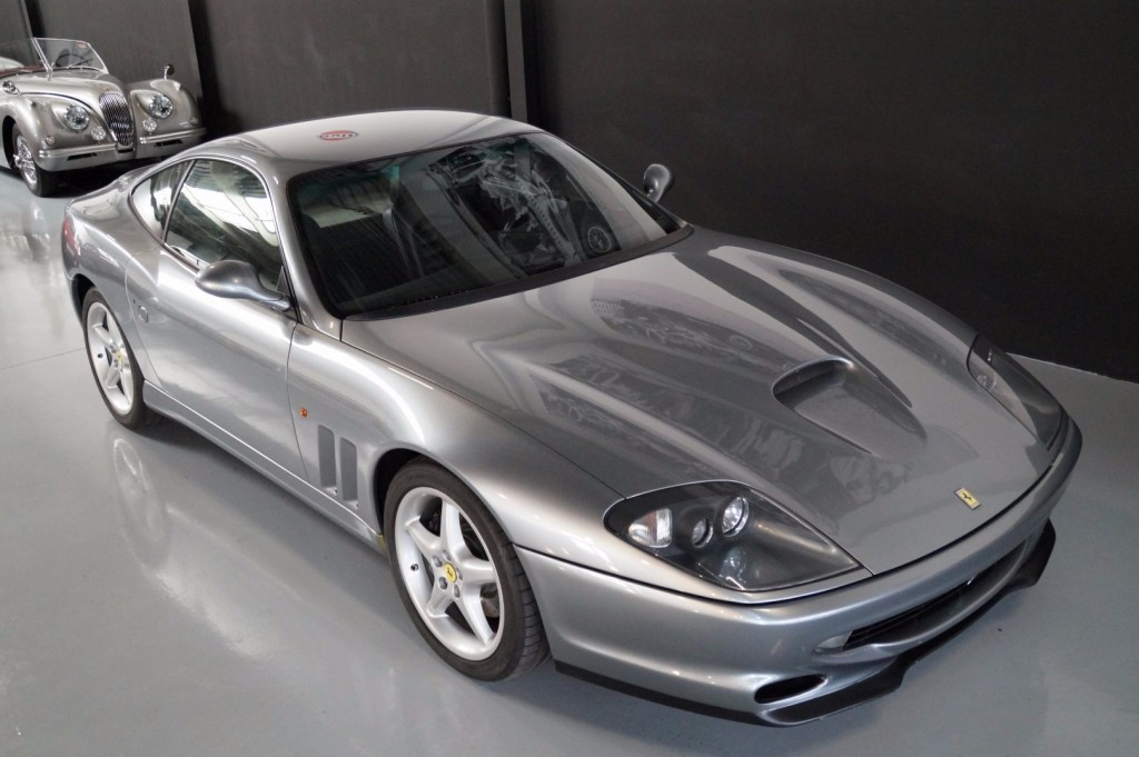 Buy this FERRARI 550 2003  at Legendary Classics (15)