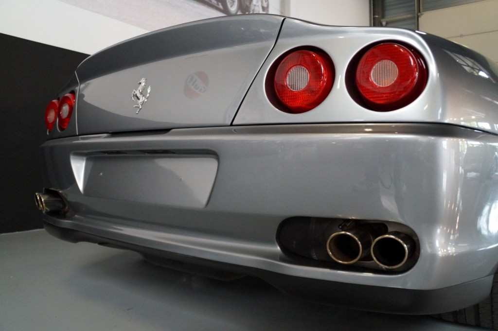 Buy this FERRARI 550 2003  at Legendary Classics (16)