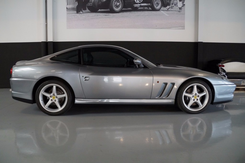 Buy this FERRARI 550 2003  at Legendary Classics (3)