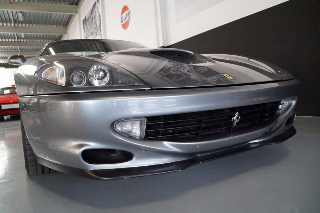 Buy this FERRARI 550 2003  at Legendary Classics (21)