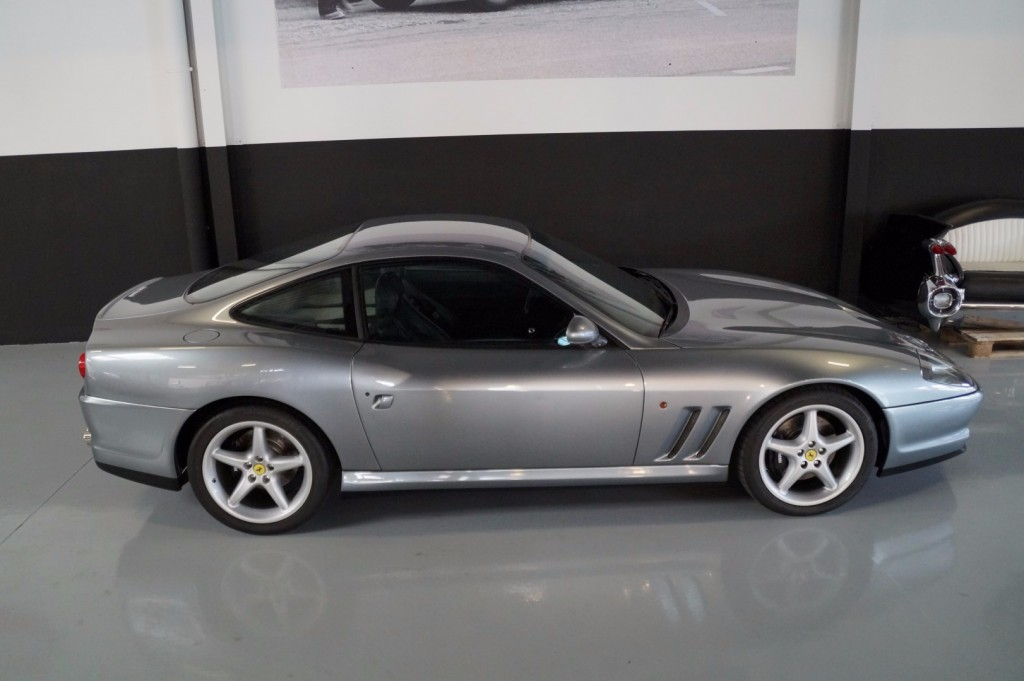 Buy this FERRARI 550 2003  at Legendary Classics (23)