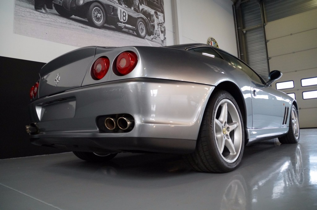 Buy this FERRARI 550 2003  at Legendary Classics (24)