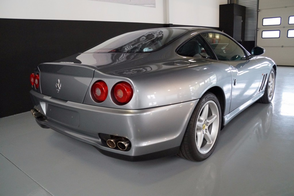 Buy this FERRARI 550 2003  at Legendary Classics (25)