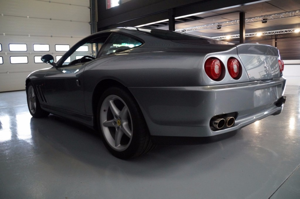 Buy this FERRARI 550 2003  at Legendary Classics (28)