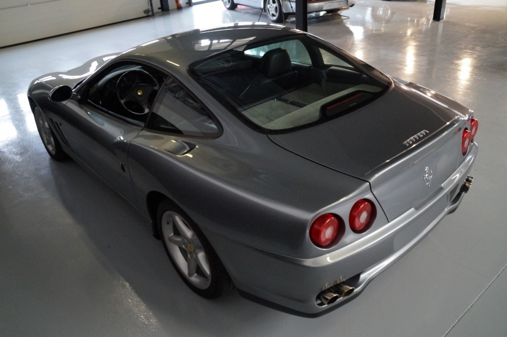 Buy this FERRARI 550 2003  at Legendary Classics (29)