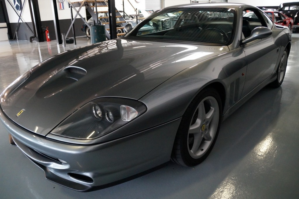 Buy this FERRARI 550 2003  at Legendary Classics (30)