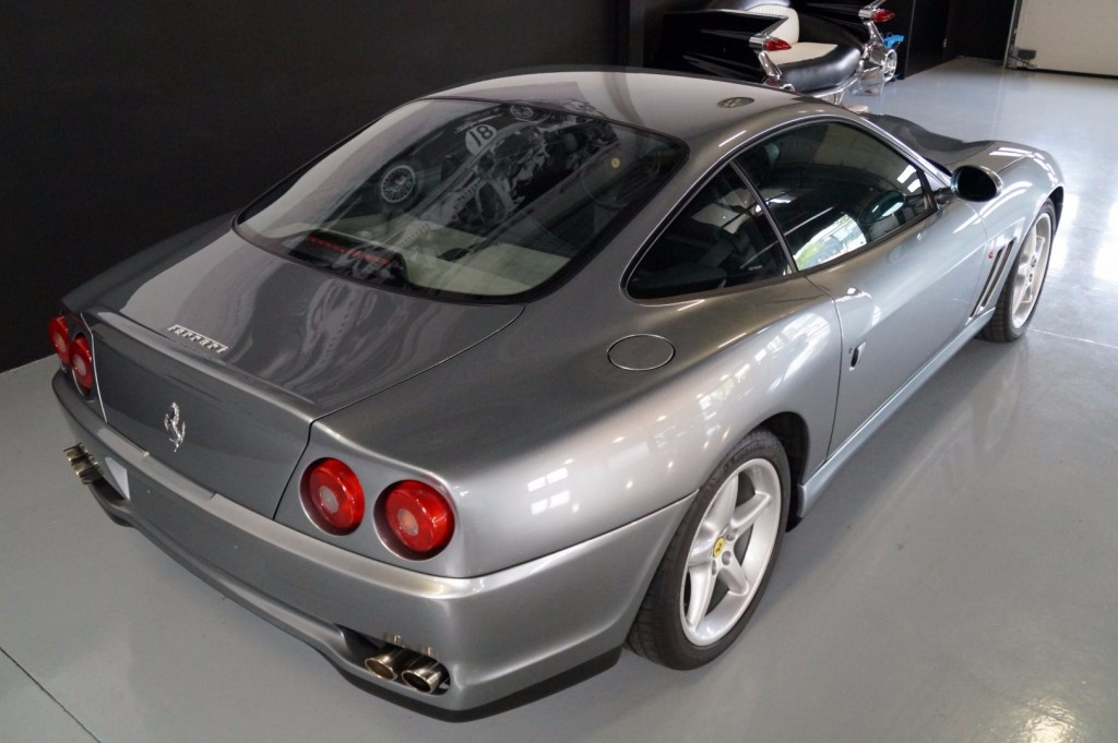 Buy this FERRARI 550 2003  at Legendary Classics (4)