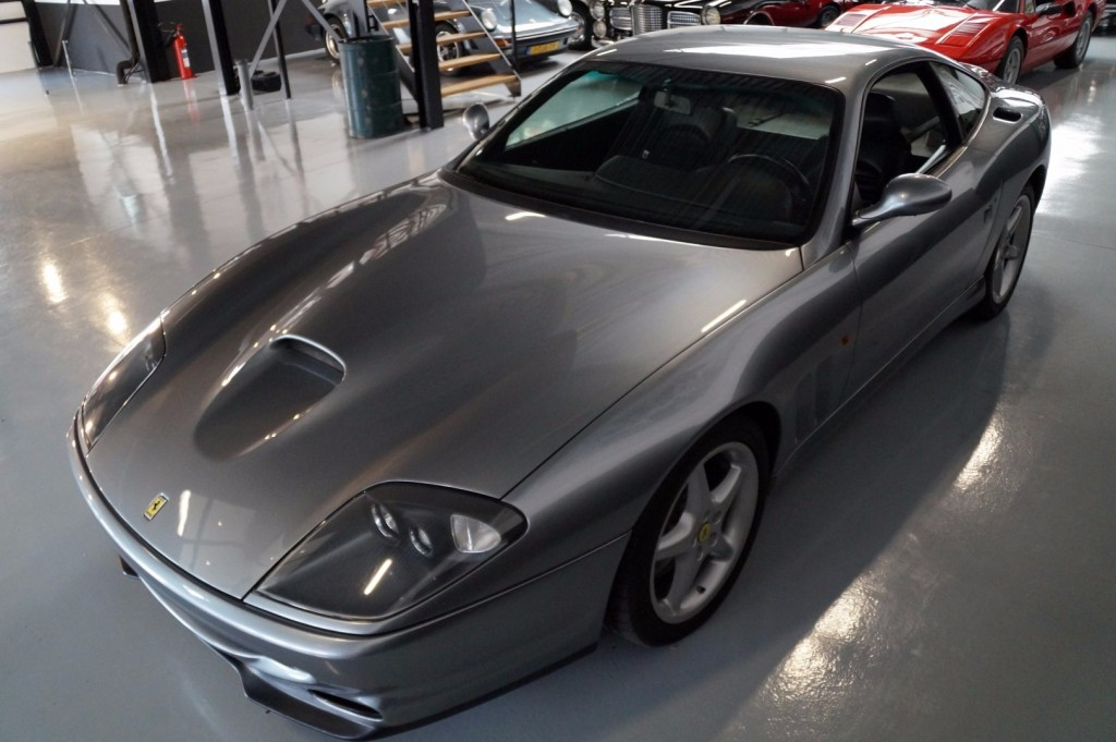 Buy this FERRARI 550 2003  at Legendary Classics (31)