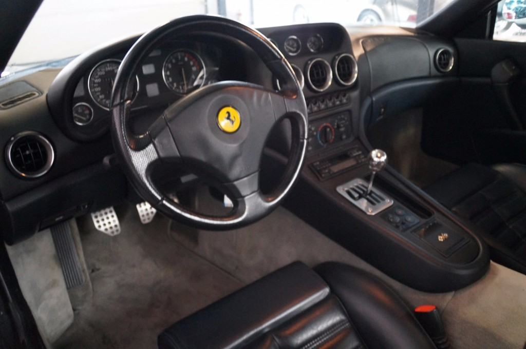 Buy this FERRARI 550 2003  at Legendary Classics (32)