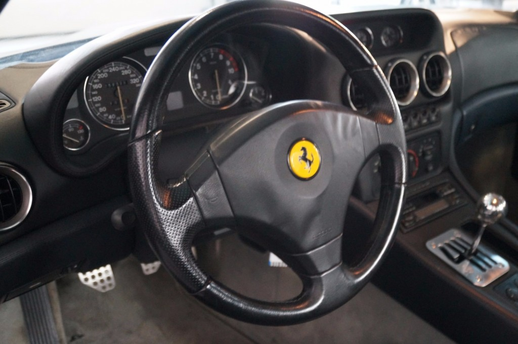 Buy this FERRARI 550 2003  at Legendary Classics (34)