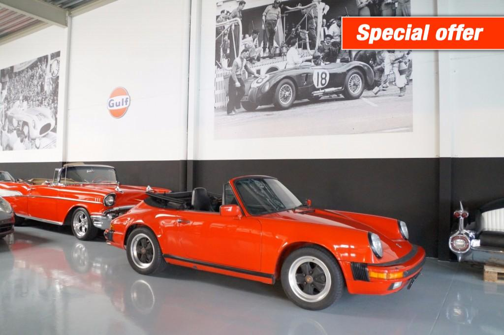 Buy this PORSCHE 911 1986  at Legendary Classics