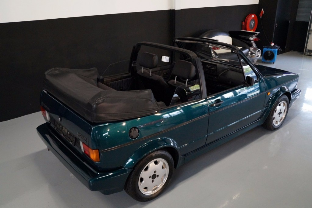 Buy this VOLKSWAGEN GOLF 1993  at Legendary Classics (16)