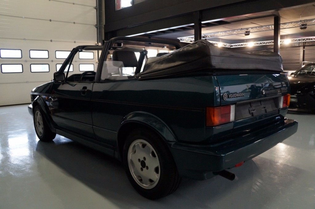 Buy this VOLKSWAGEN GOLF 1993  at Legendary Classics (19)