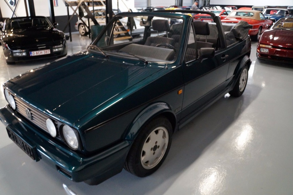Buy this VOLKSWAGEN GOLF 1993  at Legendary Classics (21)