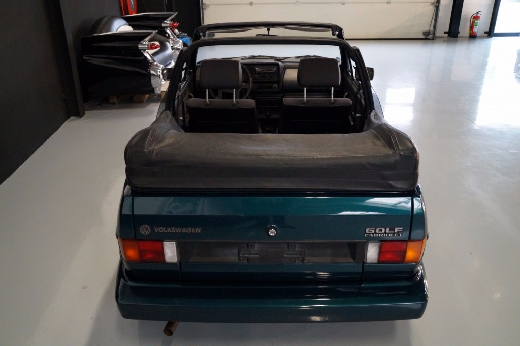 Buy this VOLKSWAGEN GOLF 1993  at Legendary Classics (5)