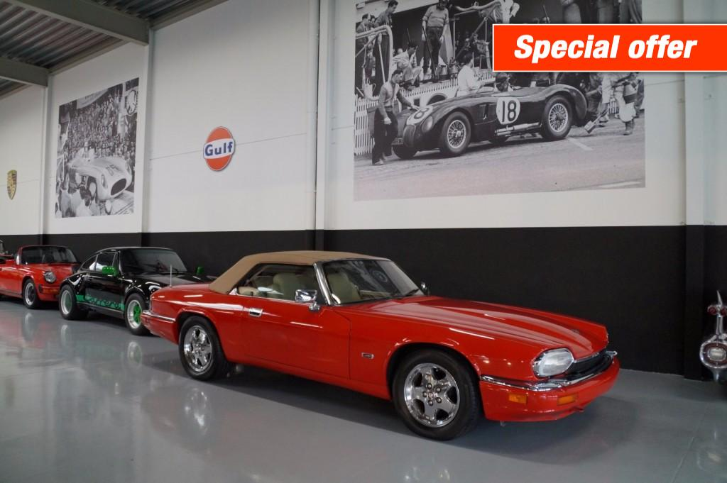 Buy this JAGUAR XJ-S 1995  at Legendary Classics (1)