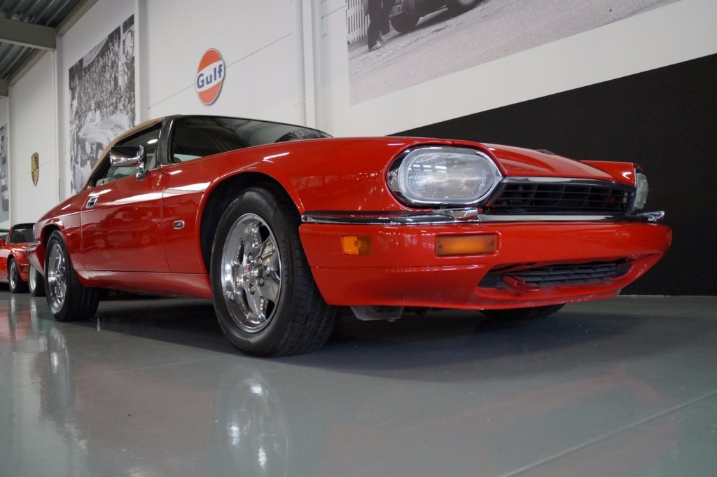 Buy this JAGUAR XJ-S 1995  at Legendary Classics (2)