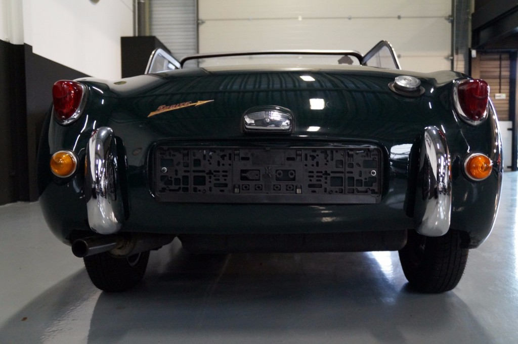 Buy this AUSTIN HEALEY SPRITE 1960  at Legendary Classics (14)