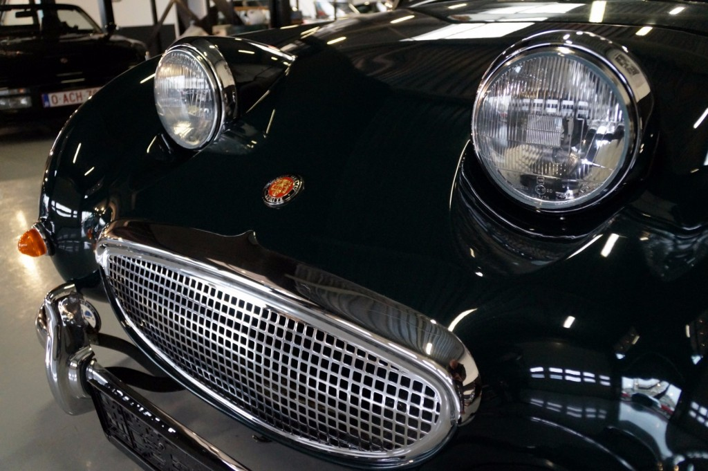 Buy this AUSTIN HEALEY SPRITE 1960  at Legendary Classics (18)