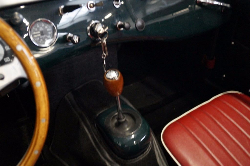 Buy this AUSTIN HEALEY SPRITE 1960  at Legendary Classics (22)