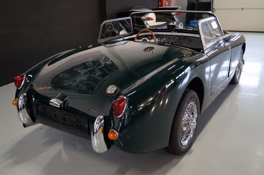 Buy this AUSTIN HEALEY SPRITE 1960  at Legendary Classics (4)