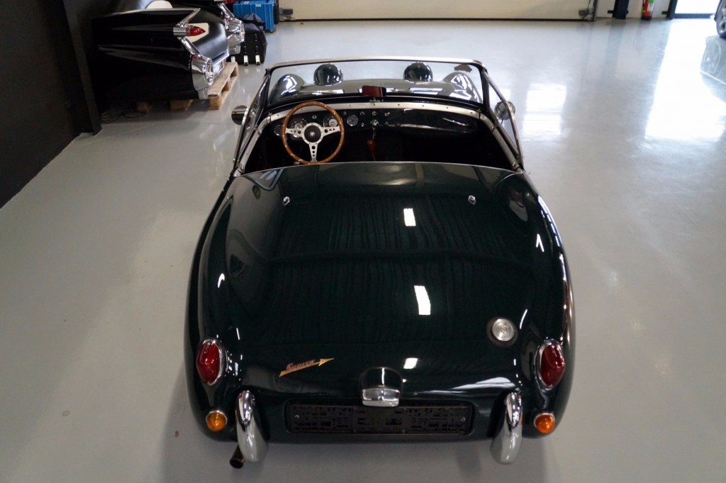 Buy this AUSTIN HEALEY SPRITE 1960  at Legendary Classics (5)