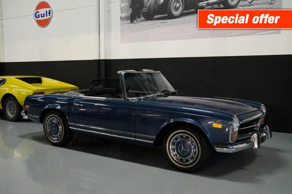 Buy this MERCEDES-BENZ 280 1971  at Legendary Classics (1)