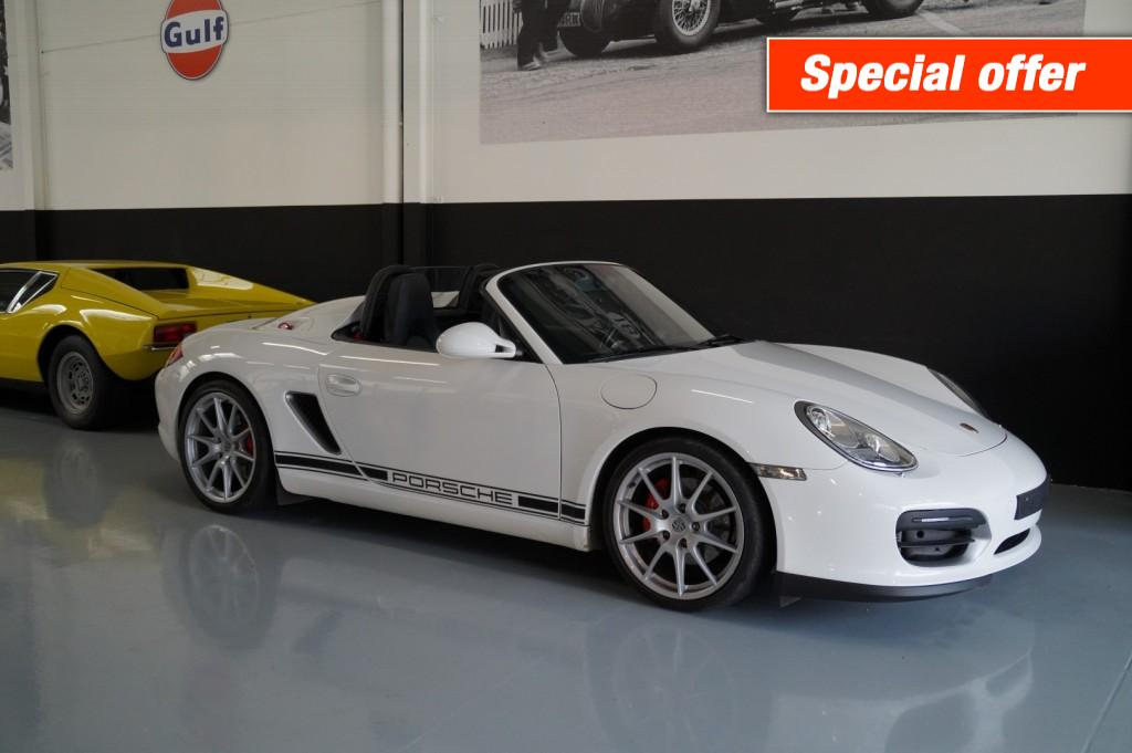 Buy this PORSCHE BOXSTER 2010  at Legendary Classics
