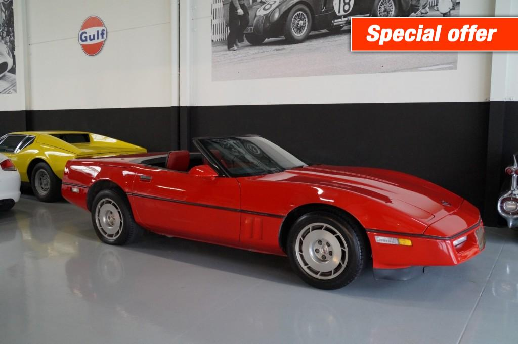 Buy this CHEVROLET CORVETTE 1986  at Legendary Classics (1)