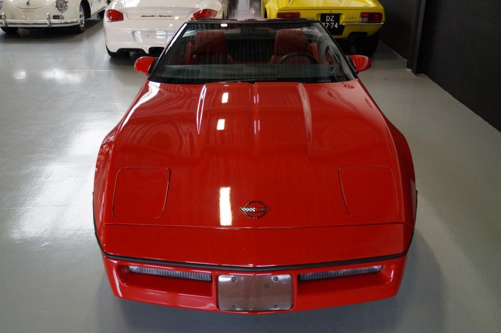 Buy this CHEVROLET CORVETTE 1986  at Legendary Classics (13)