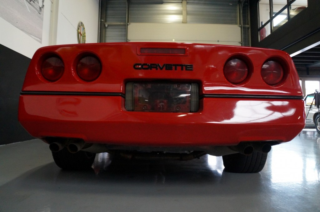 Buy this CHEVROLET CORVETTE 1986  at Legendary Classics (17)