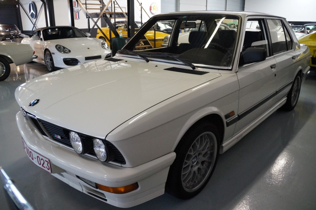 Buy this BMW 5-SERIE 1987  at Legendary Classics (20)