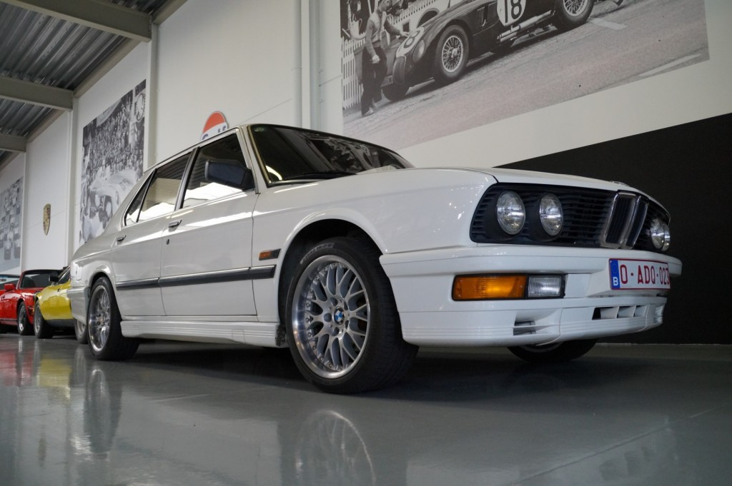 Buy this BMW 5-SERIE 1987  at Legendary Classics (9)