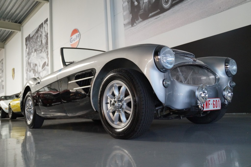 Buy this AUSTIN HEALEY 3000 1961  at Legendary Classics (2)