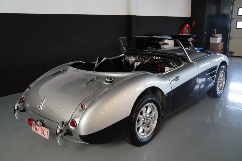 Buy this AUSTIN HEALEY 3000 1961  at Legendary Classics (26)