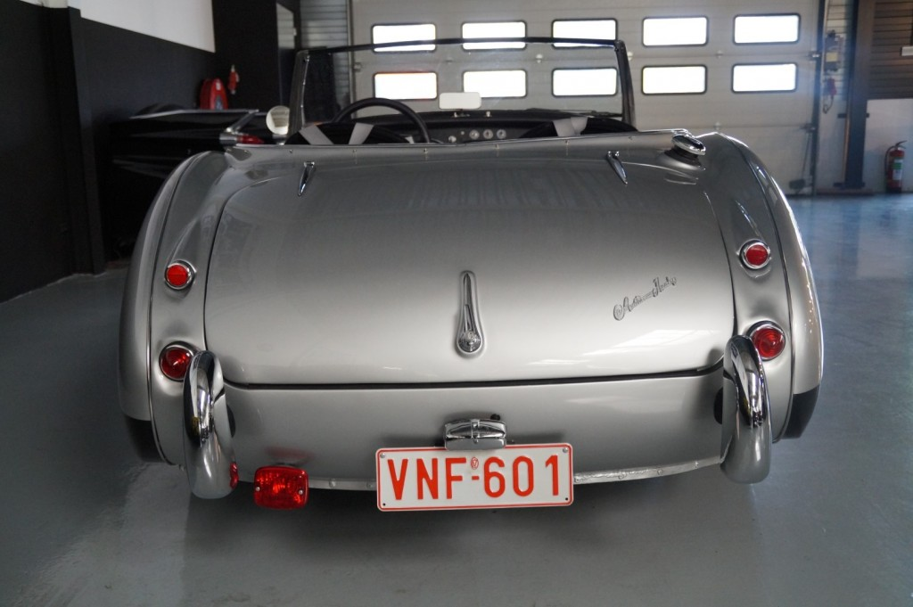 Buy this AUSTIN HEALEY 3000 1961  at Legendary Classics (28)